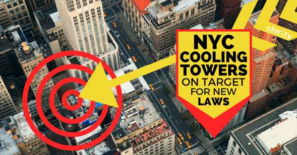 New York Cooling Tower Laws Gets Tougher Rules for Compliance