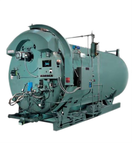 how to clean water boiler