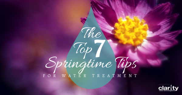 Top 7 Springtime Tips for Cooling Tower Water Treatment resized 600