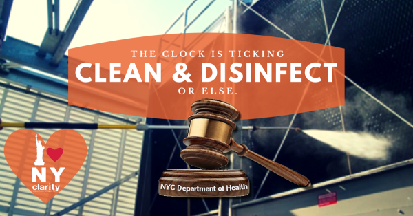 Disinfect Cooling Tower NYC Environmental Consultant resized 600