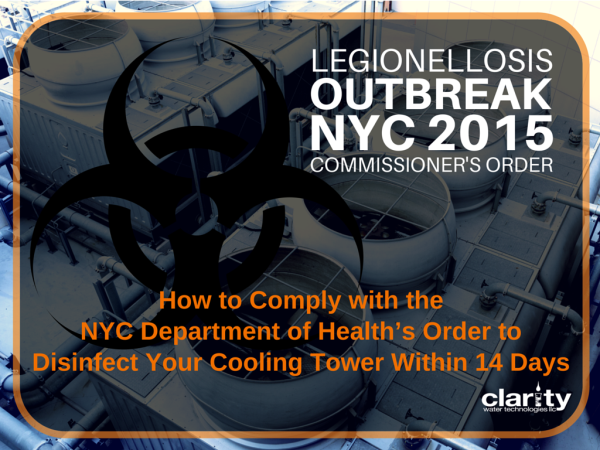 Legionella Outbreak NYC How to Comply with the Commissioner Order to Clean Cooling Towers resized 600