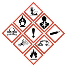 New SDS Pictograms Used By The Best Water Treatment Company in NYC